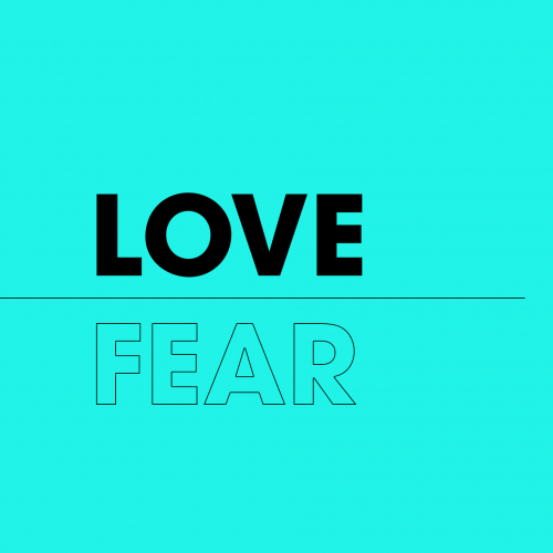 Join the Love Over Fear Campaign